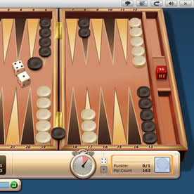 Backgammon Screenshot 4